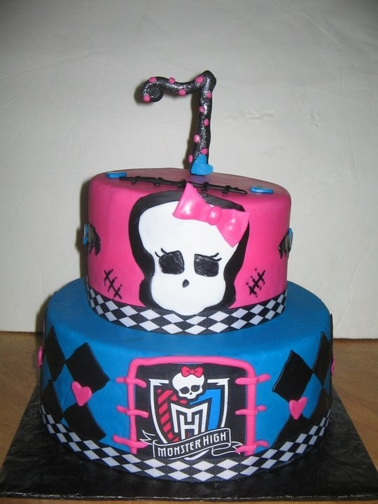 Cake-Monster High